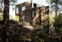 Arkitektur och grönska, arkitektur i grönska