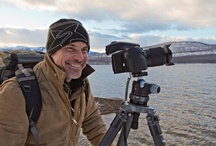 The Artist on Location / Peter Lik: On Location and Hero Shots
