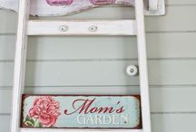 Moms garden / by Hetty Kemper