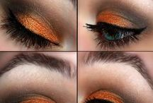 Blush: Focus on Eyes / A spotlight on make up ideas for the eyes.