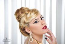 Blush: Spotlight Face / Complete Make Up looks.