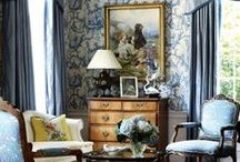 Klassiek interieur / voorbeelden van een klassiek interieur | www.ongewoonadvies.nl
