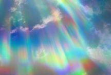 Aurora Borealis / Bright skies at night / by Elaine Hornback