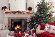 Noël : préparons la déco ! / Décoration et inspiration pour Noël : sapin original, sapin DIY ... #noel #deconoel