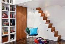 Solutions gain de place ! / #pasdeplace : Toutes les bonnes idées pour optimiser les m2 à la maison !