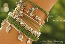 Armbänder und ähnliches / Do it yourselfe - ein paar tolle neue Idee