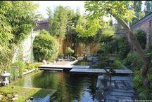 Jardin et terrasse / #jardin #terrasse #patio #courinterieure #balcon #pelouse #gazon