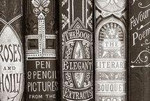 Old books / boeken en boekenkasten