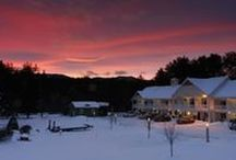 White Mountains/Great North Woods Lodging / Whether you're headed up for a ski vacation, snowmobiling, four-wheeling, hiking or just a weekend of shopping these lodges have everything you need to make the most of your stay in New Hampshire.