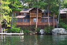 Dartmouth/Lake Sunapee Stays / Whether you're climbing Mt. Monadnock, enjoying Lake Sunapee, or taking in the fall foliage, these are the best places to stay in the Darmouth/Lake Sunapee Region of New Hampshire.