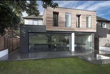 Extension / Agrandissement : On pousse les murs / Partez à la découverte des extensions et agrandissement pour embellir votre maison et gagner des m²