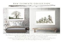Raw Elements {Collection} by Francoise V / Raw Elements is a body of work highlighting the simplistic beauty of the raw elements of this earth. My travels and being in the bush is where I am my most happiest. I find the beauty of nature so captivating, the simple patterns and designs created by nature.There is hidden beauty in the ordinary and great beauty in the overlooked.