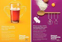 Publicités créatives - Idées marketing  #pub #boiteaidees / Des publicités marquantes, un mot, une idée, une image. Idées marketing pour se faire connaître et marquer les esprits