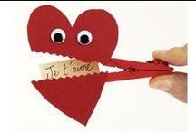 Déco Saint-Valentin : Un peu, beaucoup, passionnément !