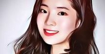 Twice Dahyun Art