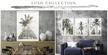 Lush {Collection} by Alex Serafini