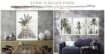 Lush {Collection} by Alex Serafini