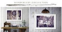 Wanderlust {Collection} by Alex Serafini