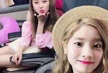 Twice Dahyun & Tzuyu