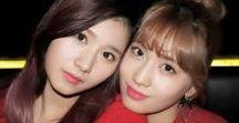 Twice Momo & Sana