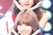 Twice Chaeyoung & Momo