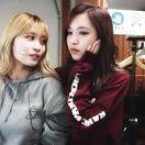 Twice Momo & Mina
