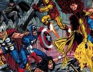 Comics Dc Vs Marvel