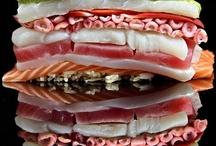 Sushi / by wanda k masullo