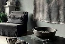 My World of Interiors- / Idea and rooms I love from my favorite magazine and other like minded places  / by Ej Armstrong