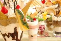 Love Parfait / Parfait menu !! 広島駅ビルアッセとアクア広島バスセンター街にある 【カフェ風車】のパフェです!!