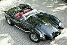 Classic Cars / Cars I'd love to own because they are beautiful to look at and exciting to drive