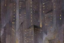 City Scapes / by J J