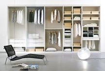 Wardrobes to Live In / Our Walk In Wardrobes come in a range of different styles from across our brands. We can build the perfect solution to suit your space and style needs. Visit: http://www.campbellwatson.co.uk/walk-in-wardrobes