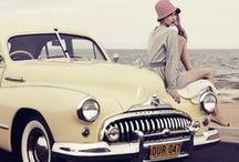 I ♥ (vintage) cars