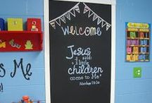 Children's Ministry Lesson & Craft Ideas / by Sharrah Cooley