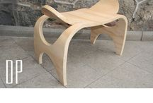 Stool & benches