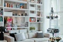 Interiores y Exteriores de casas