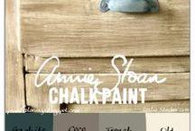 Tavolozza colori Annie Sloan