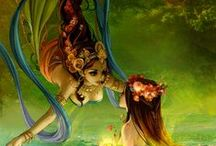 Fadas e Sereias