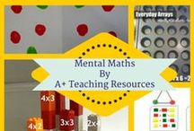 Mental Maths Strategies -By A Plus Teaching Resources