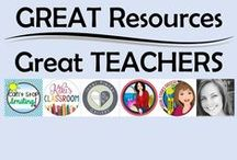 Teacher's Resources / Helping you find the resources you need.