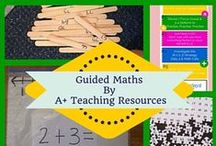 Guided Maths By A Plus Teaching Resources / Activities, Resources & teaching ideas for guided maths