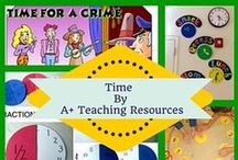 Time By A Plus Teaching Resources / Lessons & Ideas for teaching Telling the time