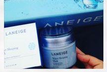 #lovingLaneige / Advanced water science skin care. #lovingLaneige