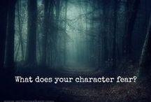 Writing: Character Development