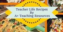 Recipes For Teachers / Quick, Tasty, Healthy low cost recipes for Teachers