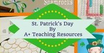 St Patrick's Day Activities By A Plus Teaching Resources / St. Patrick's Day Crafts and Classroom ideas