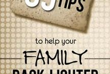 Packing Tips for Families with Kids