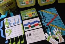 Elementary Music Education / Elementary Music Education Lesson Plans, Free Printables, Music Camp Ideas, Lesson Incentives and Games.