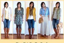 {fashion} cool weather / cold weather fashion ideas & outfits